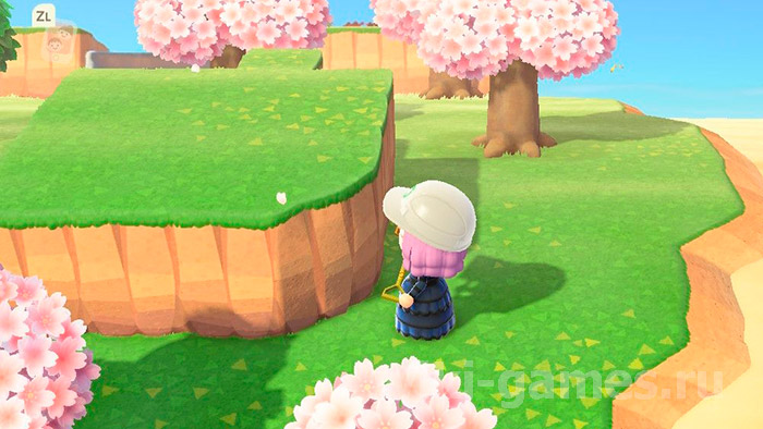 Animal Crossing Terraforming 14 6