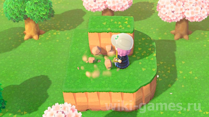 Animal Crossing Terraforming 14 7