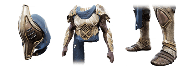 radiant head armor remnant from the ashe 1s