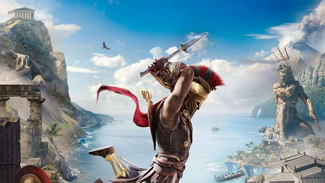 Assassin's Creed Odyssey - патч 1.03