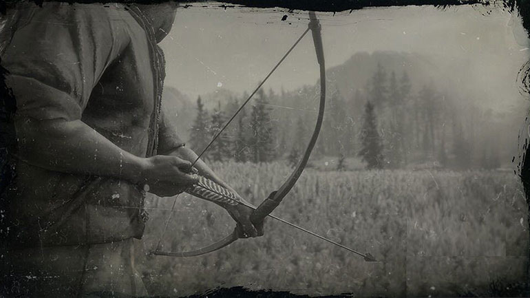 RDR2 Weapon BowAndArrows