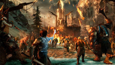 Middle-Earth Shadow of War обзор игры